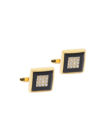 Hakashi Men Gold Cufflinks