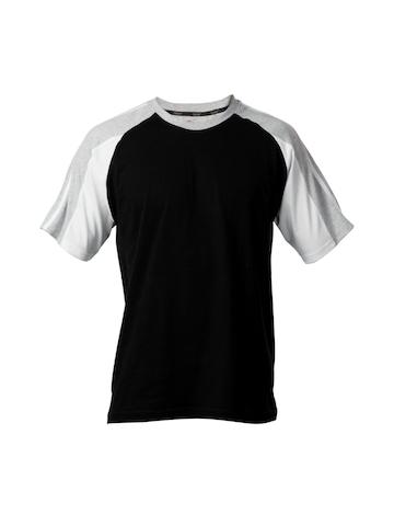 Hanes Men Black  Innerwear T-shirt