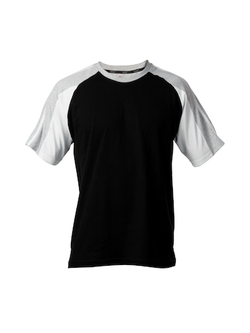 Hanes Men Black  Innerwear T-shirt