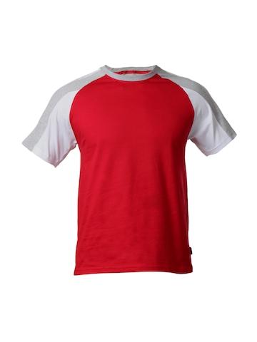 Hanes Men Red  Innerwear T-shirt