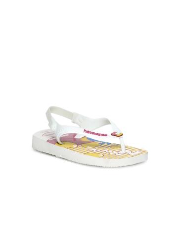 Havaianas Kids White Sandals