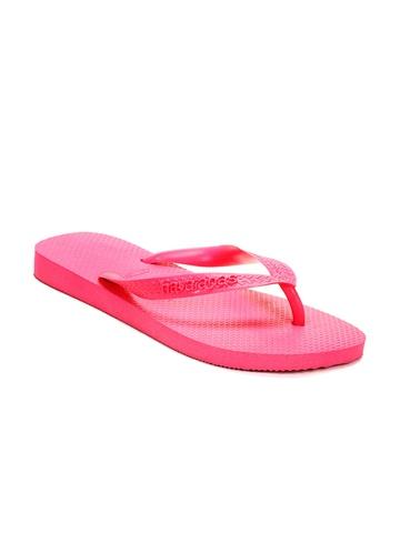 Havaianas Women Pink Flip Flops