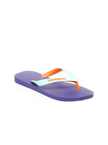 Havaianas Women Purple Flip Flops