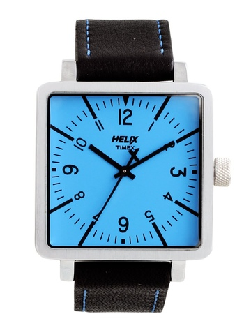 Helix Men Blue Dial Watch