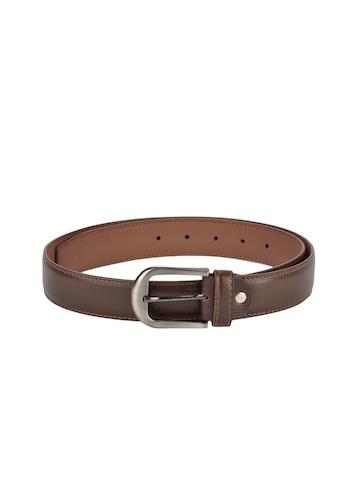 Hidedge Men Brown Belt