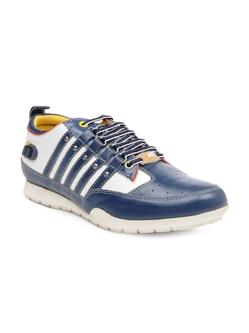 ID Men Navy Blue Casual Shoes