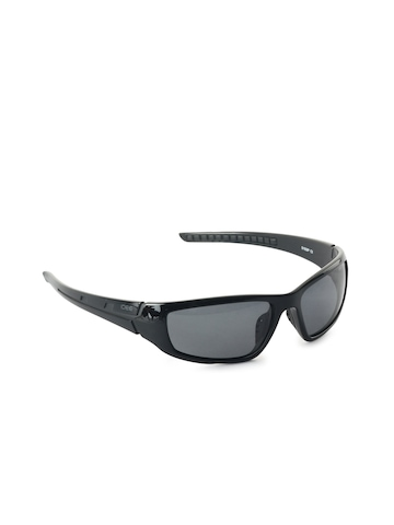 I Dee Men Black Sunglasses