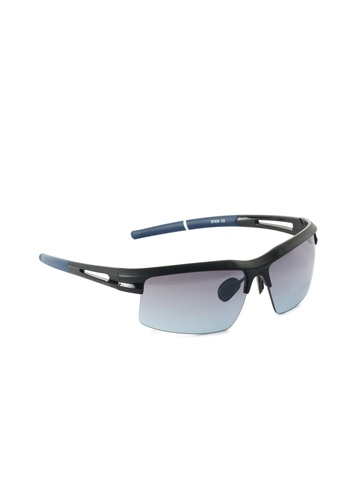 Idee Men Black Sunglasses