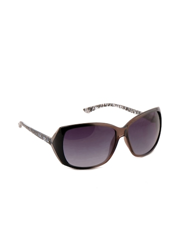 Idee Women Funky Eyewear Black Sunglasses
