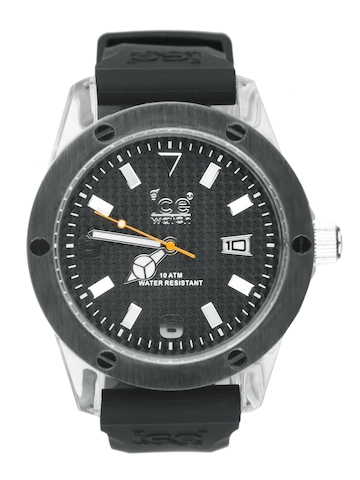 Ice Men Carbon Black Watch