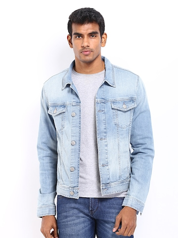 Denim Jackets For Men Online | Outdoor Jacket