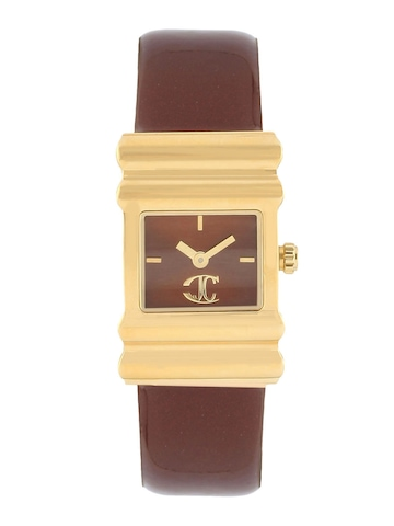 Just Cavalli Women Gold Watch