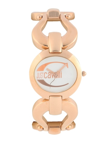 Just Cavalli Women White Watch
