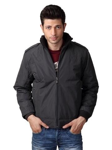 Just Natural Men Grey Jacket