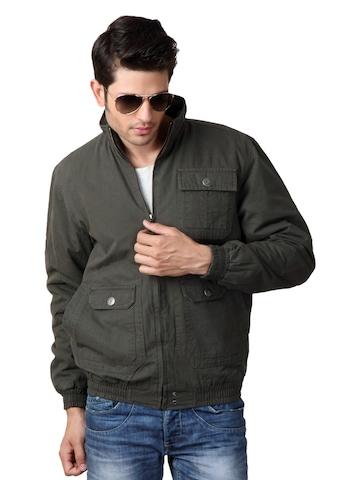 Just Natural Men Olive Jacket