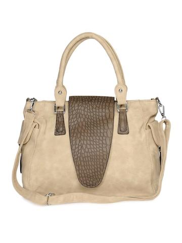Kiara Women Brown Handbag