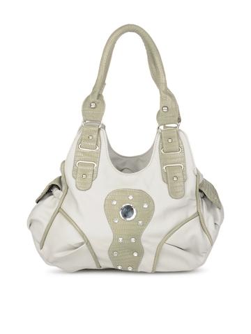 Kiara Women Grey Handbag