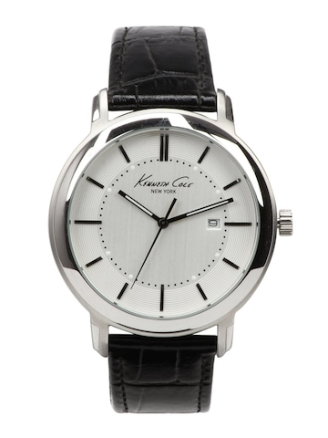Kenneth Cole Men White Dial Watch