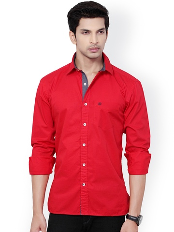 [Image: LA-SEVEN-Men-Red-Slim-Fit-Casual-Shirt_f...images.jpg]