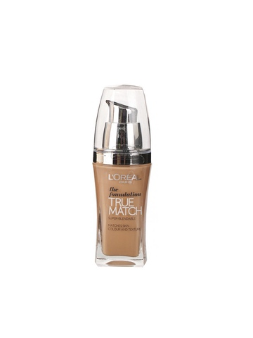 LOreal True Match Golden Beige Foundation W3
