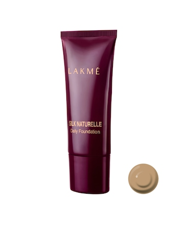 Lakme Silk Naturelle Marble Daily Foundation