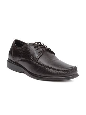 Lee Cooper Men Brown Shoes