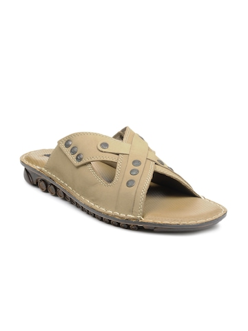 Lee Cooper Men Light cocoa Sandals