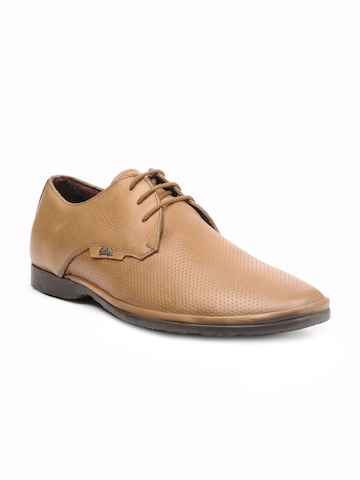 Lee Cooper Men Tan Shoes