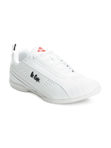 Lee Cooper Men White Lifestyle Shoes