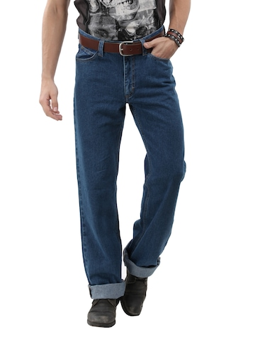 Lee Men Blue Chicago Fit Jeans