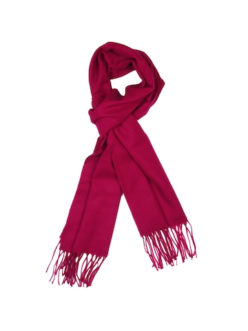 Lino Perros Men Red Scarf