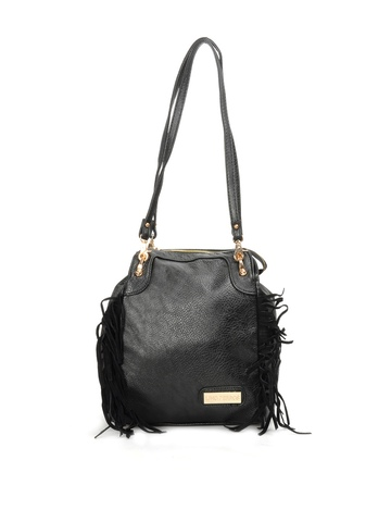 Lino Perros Women Black Handbag