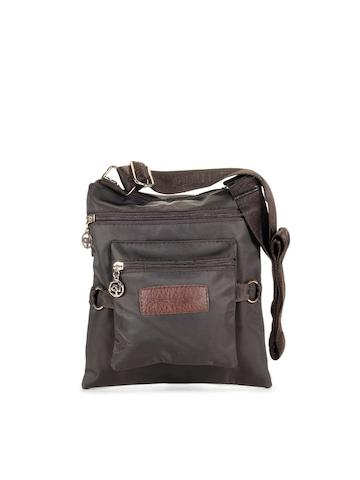 Lino Perros Women Brown Sling Bag