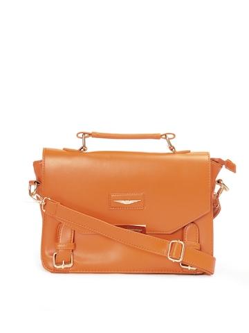 Lino Perros Women Orange Handbag