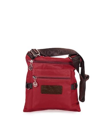Lino Perros Women Red Sling Bag