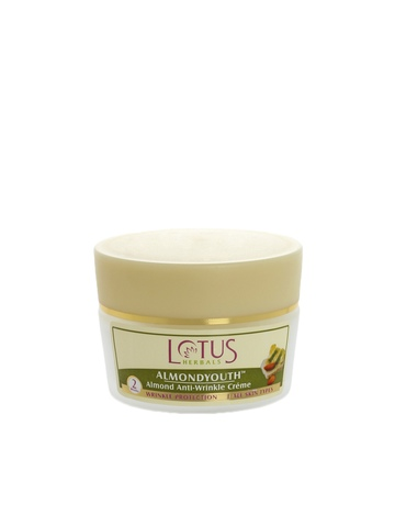 Lotus Herbals Almond Anti-Wrinkle Creme