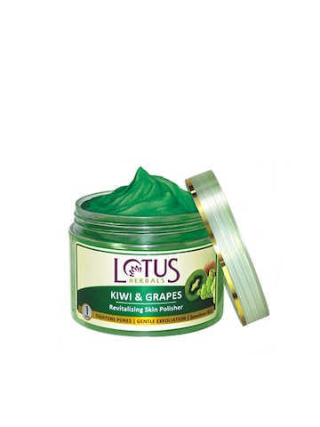Lotus Herbals Kiwi & Grapes Skin Polisher