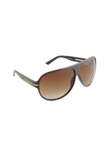 Louis Philippe Men Oversized Sunglasses LP214-C3