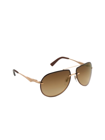 Louis Philippe Men Aviator Sunglasses LP217-C3