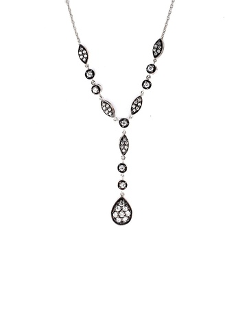 Lucera Silver Necklace