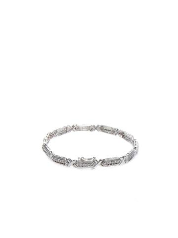 Lucera Women Silver Bracelet