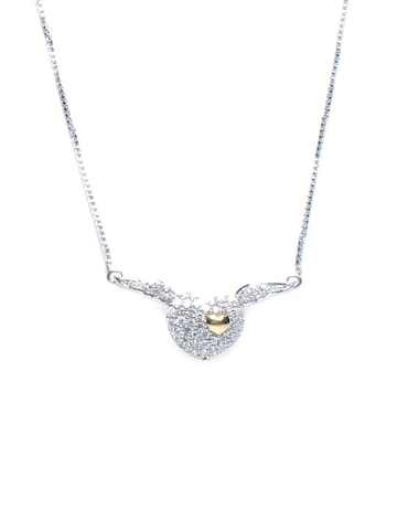 Lucera Women Silver Necklace