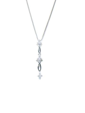 Lucera Women Silver Pendant