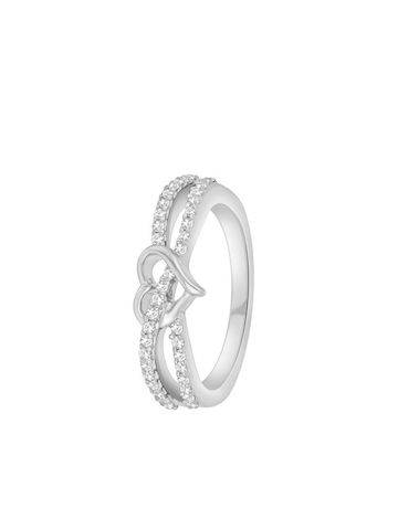 Lucera Women Silver Ring