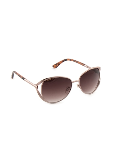 Mayhem Women Oval Sunglasses 9002-201