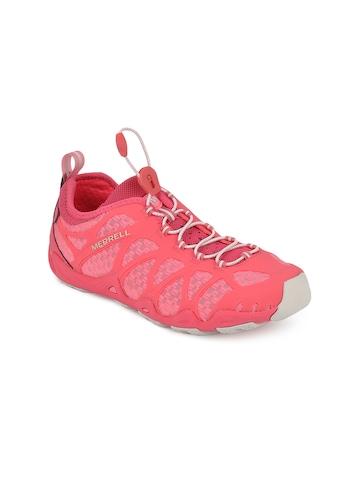 Merrell Women Raspberry Pink Aquaterra Nymph Water Sports Shoes