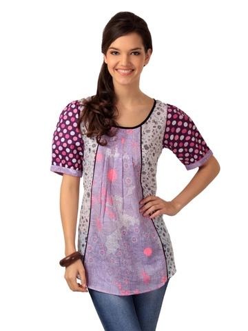 Mineral Women Multi Coloured Tunic