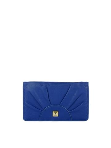 Miss Fiorelli Women Blue Wallet