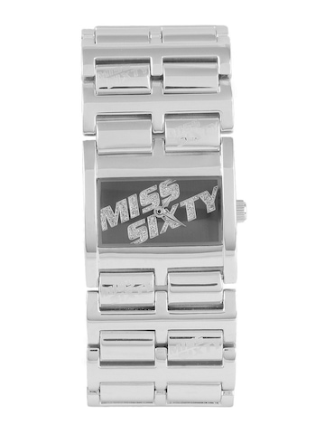 Miss Sixty Black Dial Watch