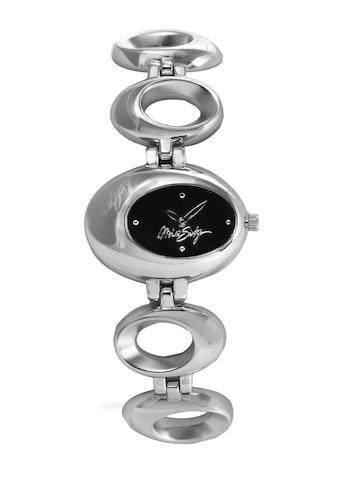 Miss Sixty Black Dial Watch